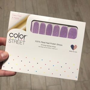 Color Street Other - Color Street Nail Strips in Glamsterdam